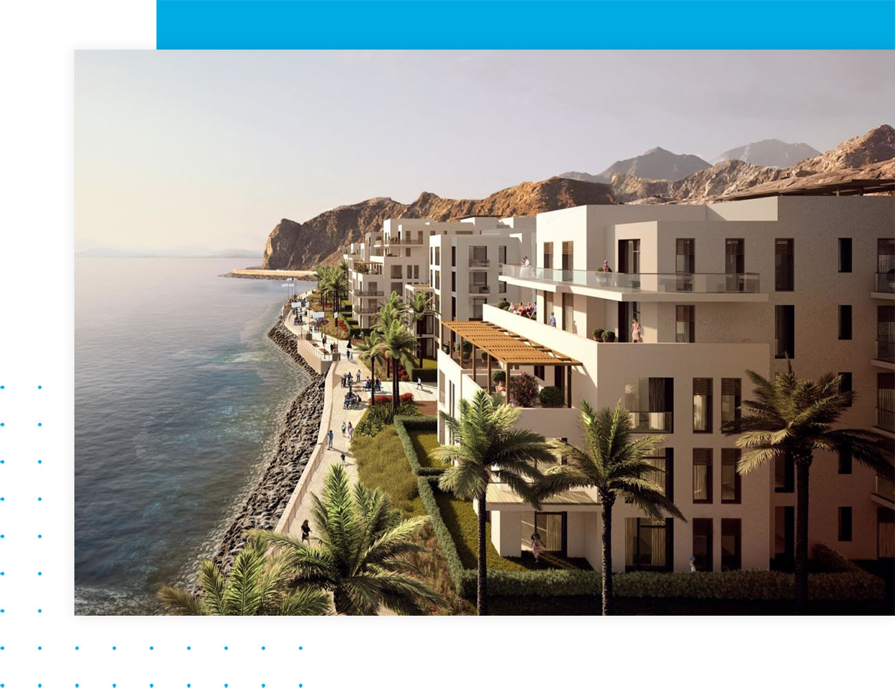 The Address Fujairah Resort + Spa: 2-4BR Apartments for Sale