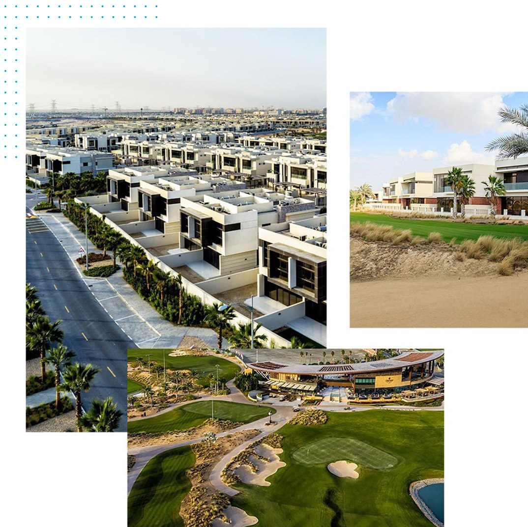 DAMAC Green Acres – Villas for Sale in DAMAC Hills, Dubai