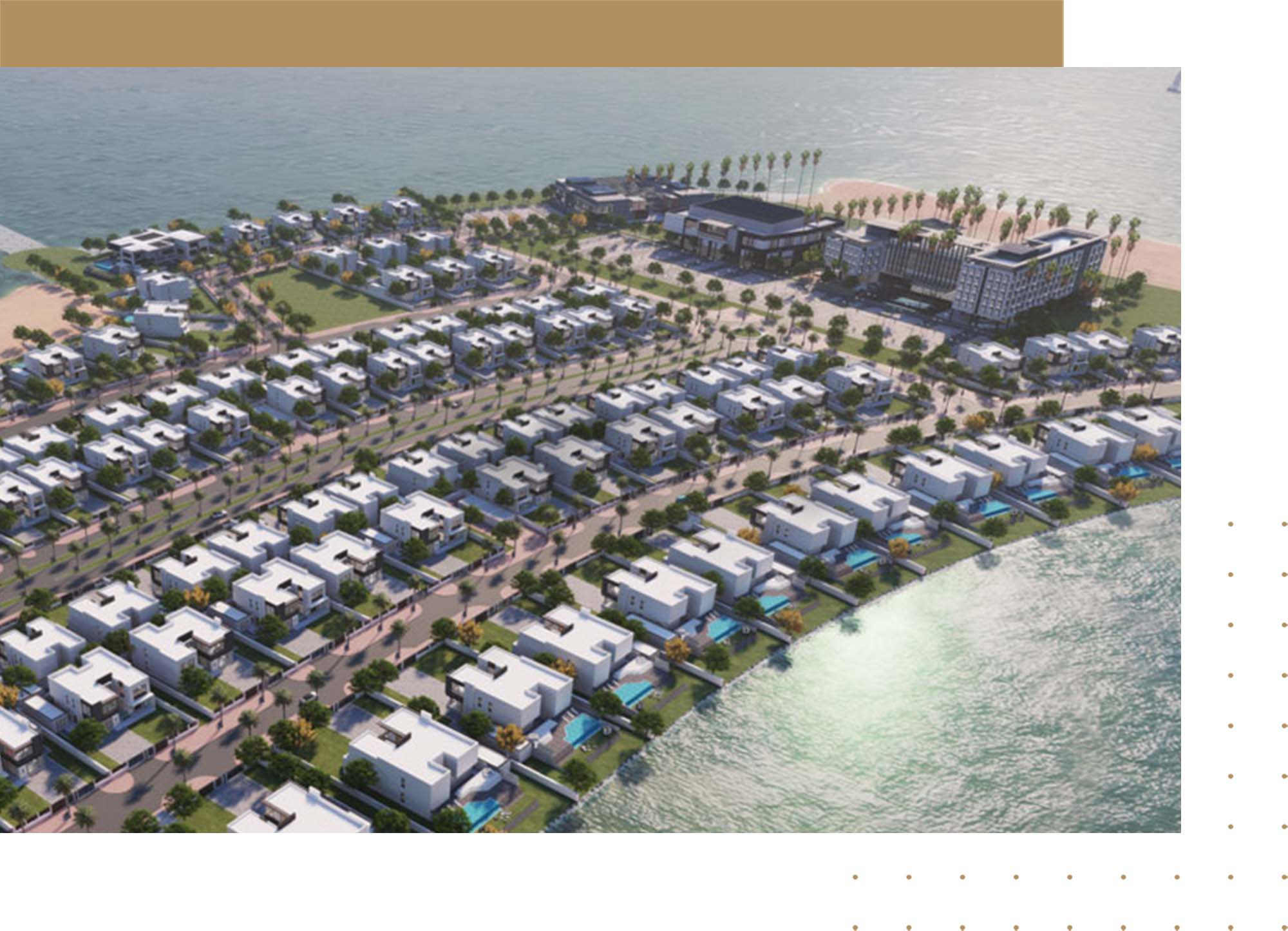 Villa Plots for Sale in La Mer Maisons, Dubai