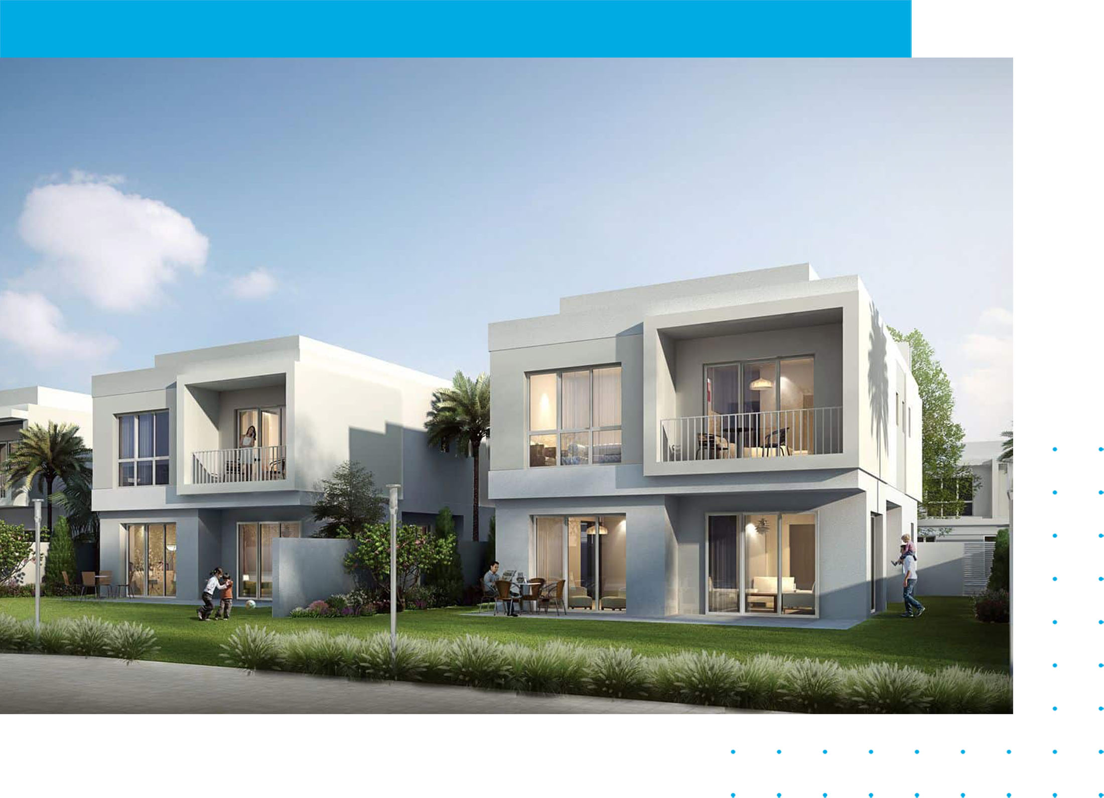 Arabella Mudon Townhouses for Sale by Dubai Properties