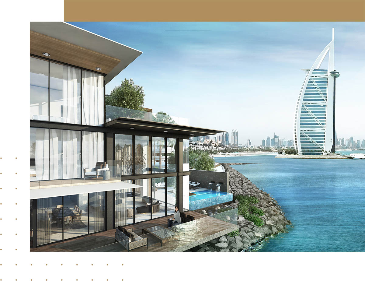 Marsa Al Arab Villas: The Exclusive 9 Luxury Homes Next to Burj Al Arab, Dubai