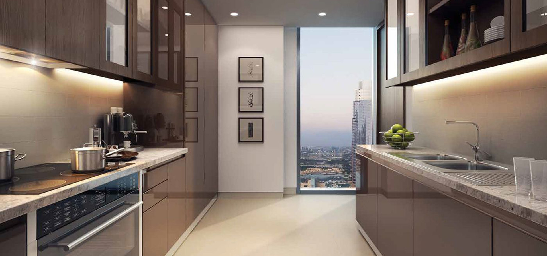 Emaar BLVD Heights Apartments in Opera District, Downtown Dubai