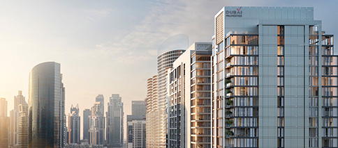 Dubai Properties Bellevue Towers