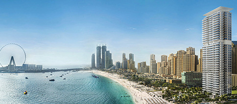 Dubai Properties La Vie JBR Apartments