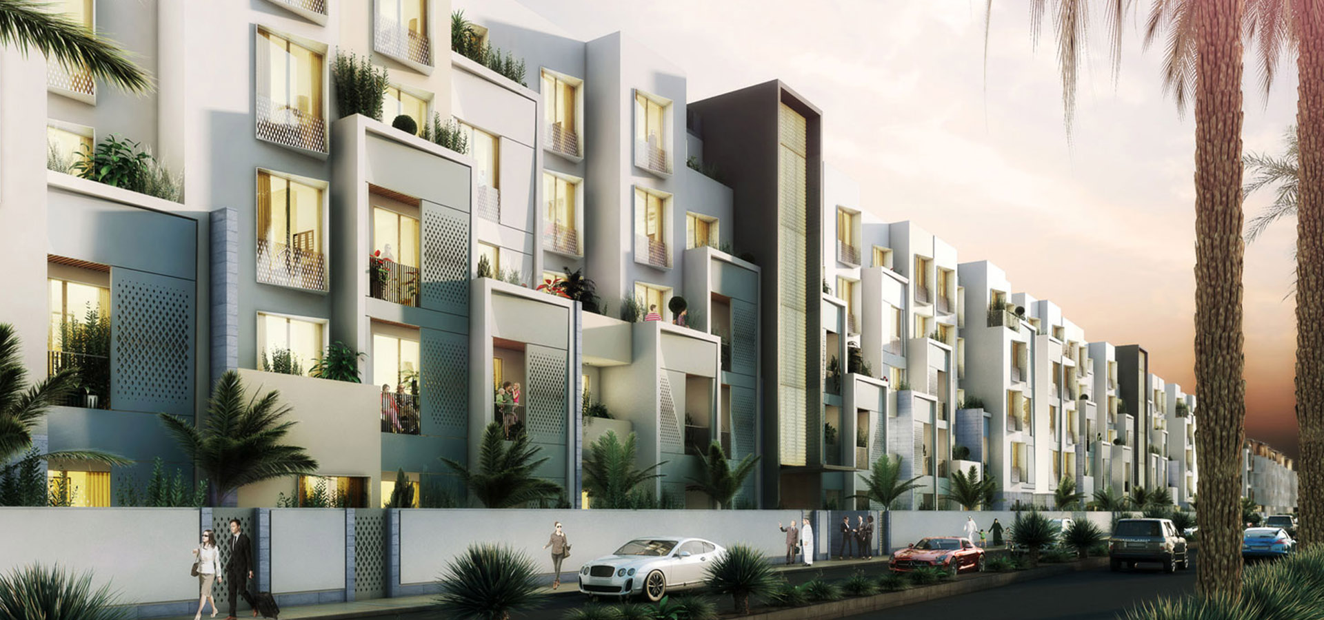 Luxury Apartments for Sale in Mirdif Hills, Dubai