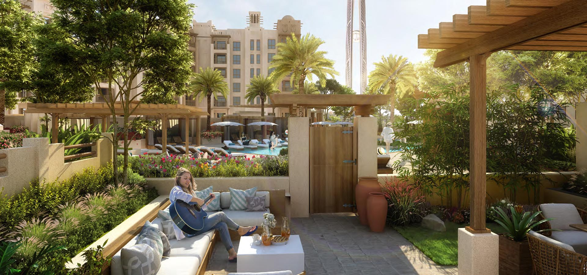 Apartments for Sale in Madinat Jumeirah Living, Dubai